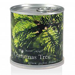 Weihnachtsbaum / Christbaum aus der Dose