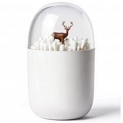 Behälter für Wattestäbchen - Deeryard