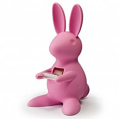 Klebefilmabroller Desk Bunny pink